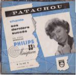 Patachou chante ses derniers succès