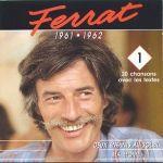 Jean Ferrat - Vol.1
